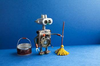 saugroboter mit wischmopp, wischroboter, robotersauger wassertank